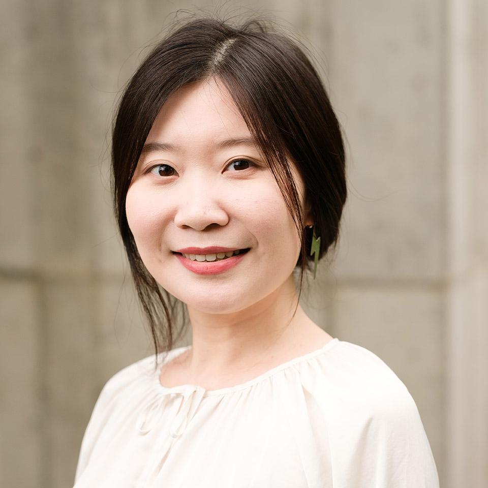 Qianqian, Cui, staff