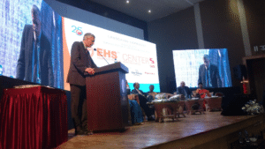ehs center india launch ceremony