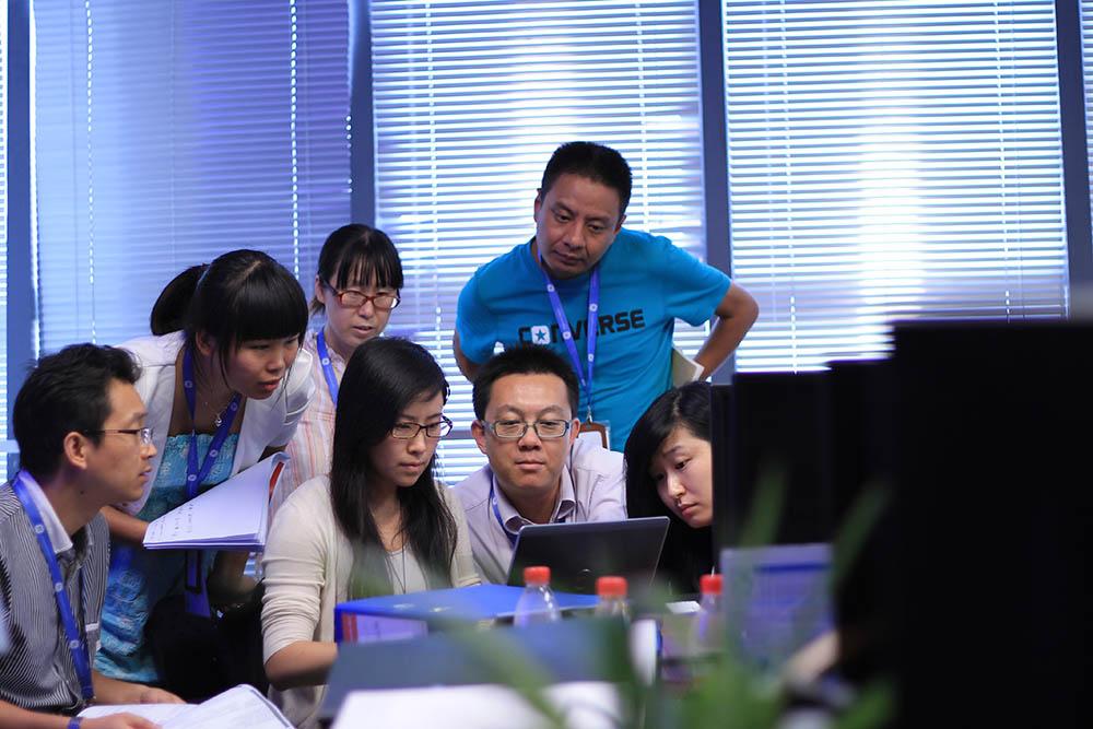 EHS training participants